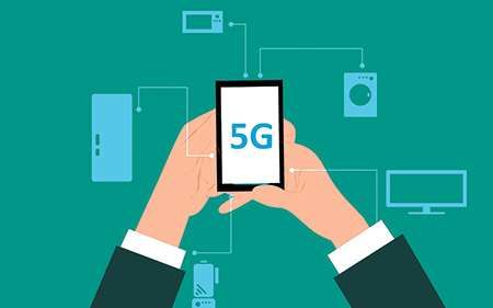 5G: A Revolution for Construction Connectivity