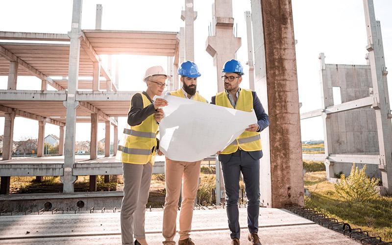 Your Lean Construction Site Requires Reliable Connectivity Services