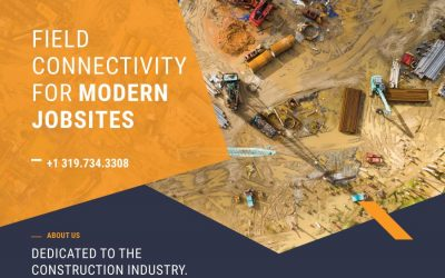 Field Connectivity Services from ConstructEdge
