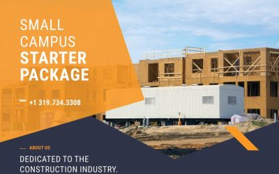 ConstructEdge announces Small Campus Starter Package to provide affordable pricing for small jobsites.