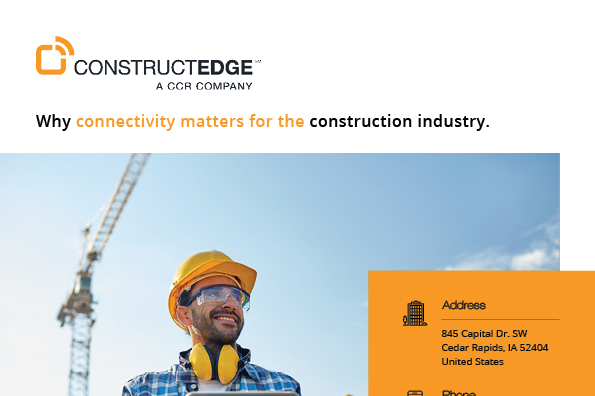 Why Jobsite Connectivity Matters for the Construction Industry